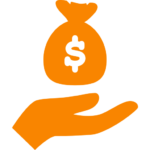 hand-holding-up-a-sack-of-money